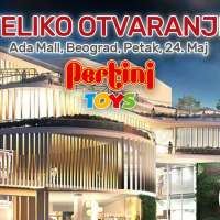 PERTINI TOYS U SHOPPING CENTRU ADA MALL