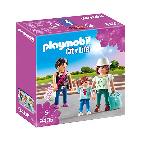 Playmobil City Life - Kupoholičari
