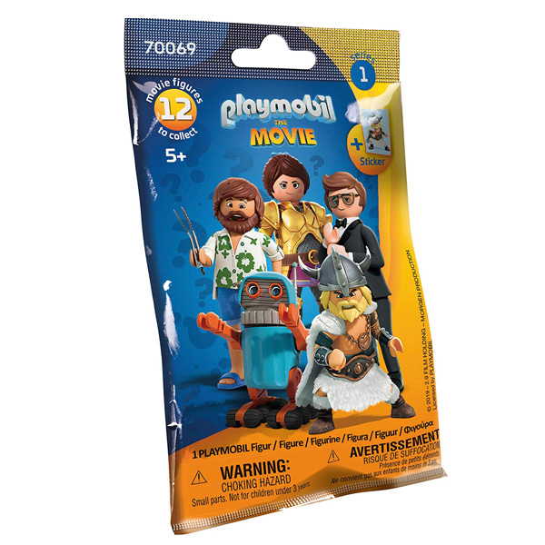 Playmobil- Movie figure i sličice