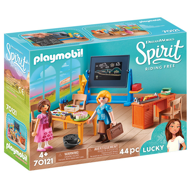 Playmobile Spirit učionica