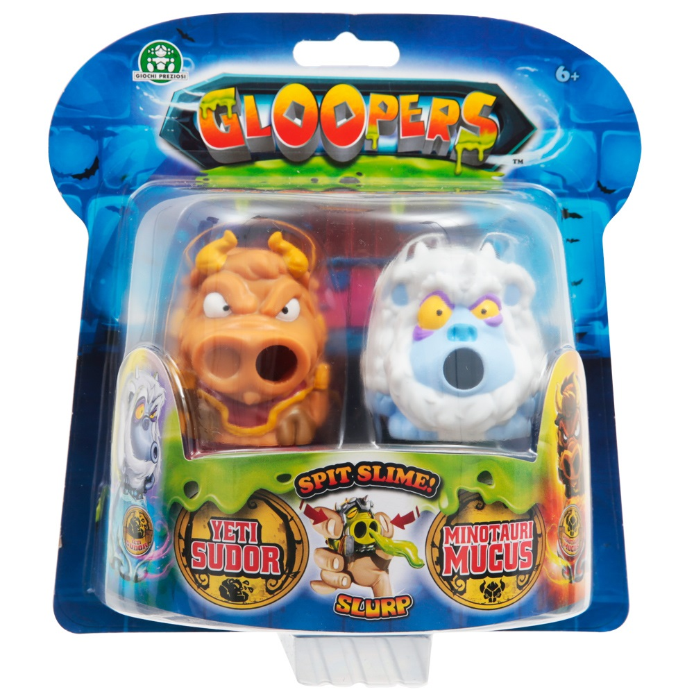 Set Figura Gloopers-a blister