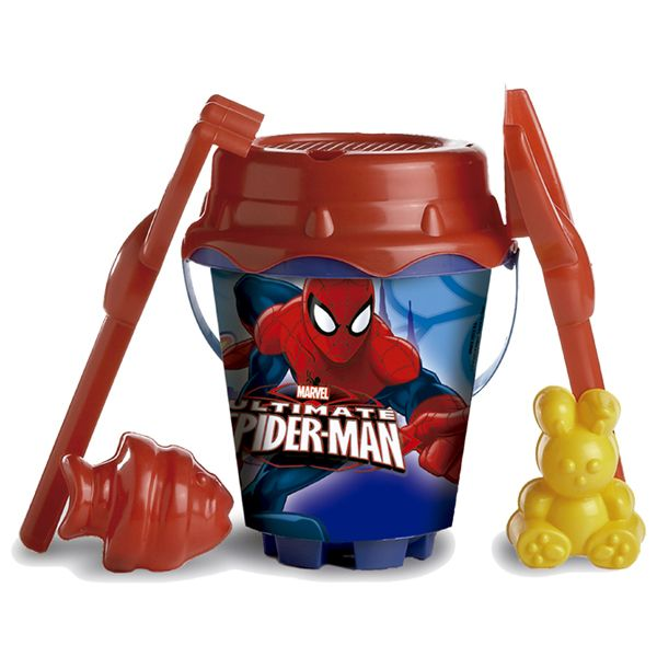 Smoby Spiderman kantica